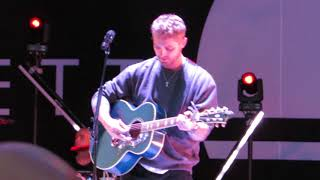 """Brett Young """"You Ain't Here To Kiss Me"""" Live @ Mercer County Park Festival Grounds"""