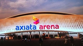 Putra Stadium re-named Axiata Arena