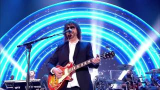 """Video thumbnail of """"JEFF  LYNNE'S & ELECTRIC  LIGHT ORCHESTRA- Live at Hyde Park 2014 013 Don't Bring Me Down"""""""