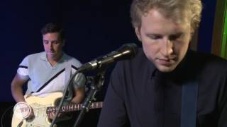 "Two Door Cinema Club performing ""Something Good Can Work"" Live on KCRW"