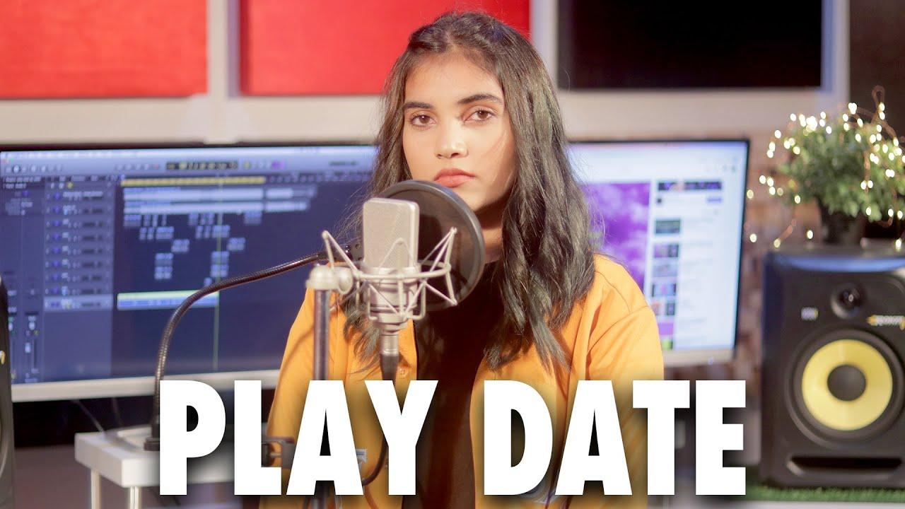Play Date cover by Aish| Aish Melanie Martinez Lyrics