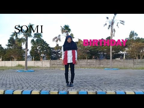 SOMI - Birthday Dance Cover Hijab