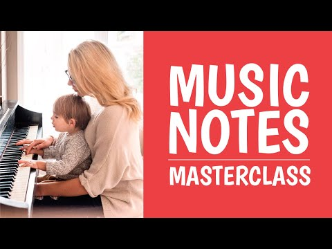 2. The 12 Musical Notes Explained Step-by-Step (Easy Music Theory)