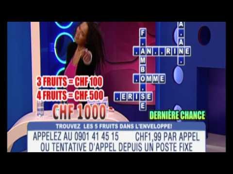 Animatrice chaîne Suisse TVM3