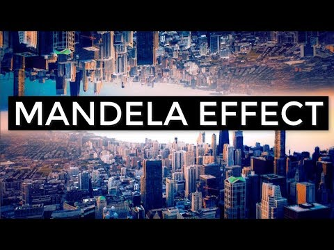 Mandela-effect verklaard door Parallel Universe and Multiverse Theory