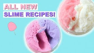 All NEW SLIME RECIPES! Candy Fluff, Cloud Dough, And More! PeachyBbies Slime Shop Restock Dec. 23rd