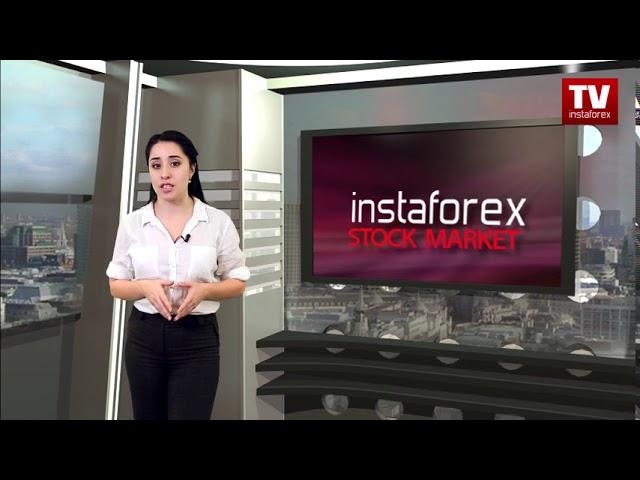 InstaForex tv calendar. Stock Market: weekly update  (14.11.2017)