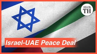 All about Israel-UAE Peace Deal  IMAGES, GIF, ANIMATED GIF, WALLPAPER, STICKER FOR WHATSAPP & FACEBOOK