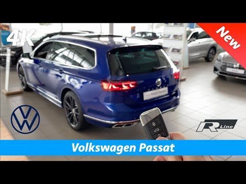 Volkswagen Passat Variant R-Line 2020 - FULL In-depth review in 4K | Interior - Exterior