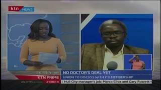 KTN Prime Full Bulletin with Yvonne Okwara Matole 4/01/2016