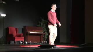 preview picture of video 'Change Agent X: Schuyler Vanorsdale at TEDxDhahranHighSchool'