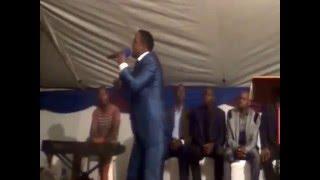 Bishop M  Nqwazi 'Bhekaphezulu'