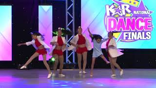 "JDDanceCo: Award-Winning Kids Merengue Routine ""El Baile Del Beeper"""