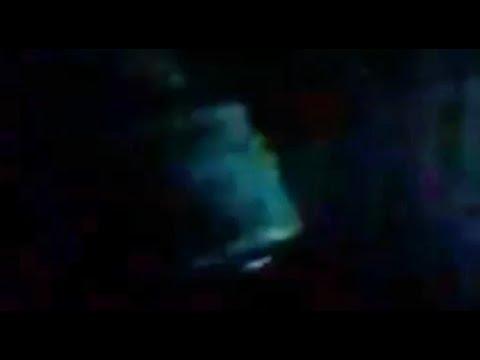 Mysterieus object verscheen in een korte flits bij Dragon Capsule On ISS livestream