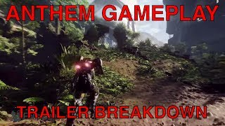 BioWare Anthem Gameplay BREAKDOWN - E3 2017