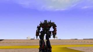 GTA SA Transformers