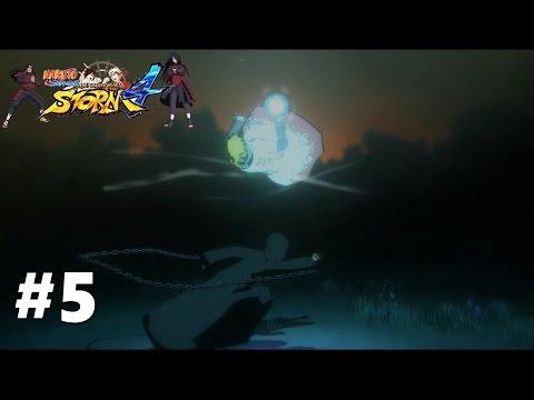 โลกแห่งความมืดมิด ตอน จู่โจมหมู่บ้าน | Naruto shippuden ninja storm 4 #5 [Surveniez]