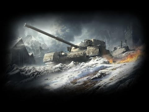 World of Tanks - Zone Hits - T29, T32, T34.