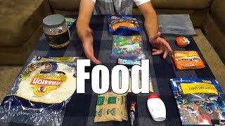 Beginner Backpacking Part 11 - Easy Food (to Get You Started)