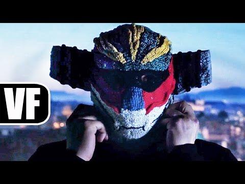 ON L'APPELLE JEEG ROBOT Bande Annonce VF (2017) Super-Héros