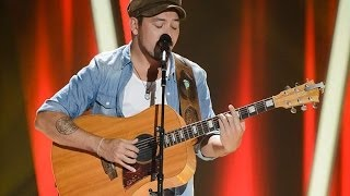 Dallas James Sings Bring It On Home To Me | The Voice Australia 2014