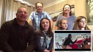 Raatein Song Reaction | Shivaay | By Abigail Eames & Family