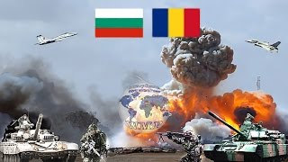 Bulgaria VS Romania Military Power Comparison 2017 - 2018