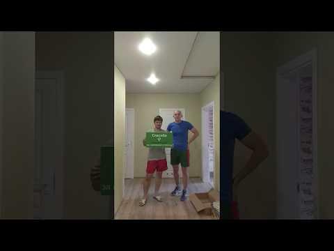 Фото Отзыв на монтаж натяжного потолка в Бресте к коридоре. Установка была выполнена в 1 рабочий день.