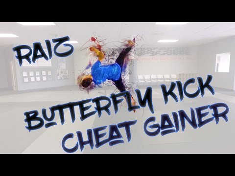 Ep 1 - How to do a Raiz, Butterfly Kick, and Cheat Gainer!