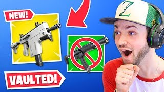 they VAULTED the SMG for THIS... (IT'S OP)