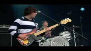 Arctic Monkeys Balaclava & Fake Tales Of San Francisco [ Pink Pop Festival ]