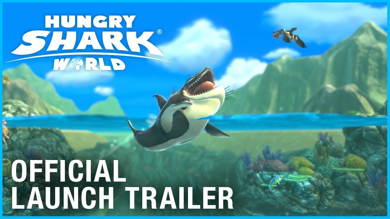 Hungry Shark World Swims Onto Consoles July 17