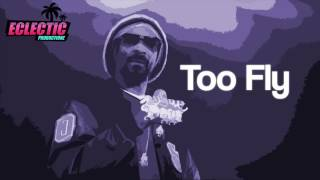 "Snoop Dogg X Dogg Pound Smooth G Funk Type Beat Instrumental 2017 ""Too Fly"" [Prod. Eclectic]"