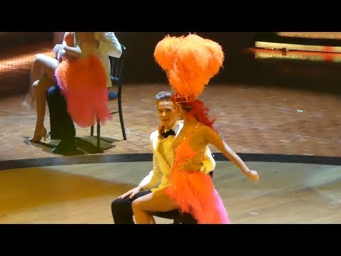 Strictly Live Tour- Copacabana Medley (Joe Sugg & Dianne focus) Live Nottingham