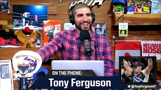 Tony Ferguson Responds to 'Little B*tch' Nate Diaz: 'Act Interested' or 'Get The F*ck Out'