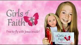 GIRLS OF FAITH 18  DOLL REVIEW!!!!  | Rilyn Dinyae