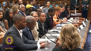 """Controlling The Narrative In America"" Reparations Hearing On HR 40   Hosted by Phillip Sc"