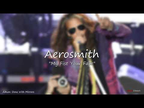 Aerosmith  -  My Fist Your Face