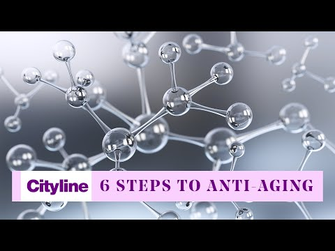 6 steps to an anti-aging (elastin + collagen boosting) strategy