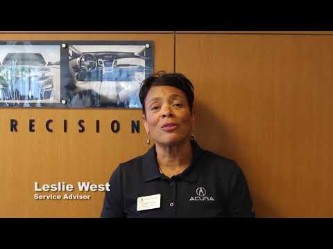 Service Advisor Leslie West