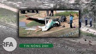 Tin nóng 24H   Máy bay quân sự Việt Nam lại rơi