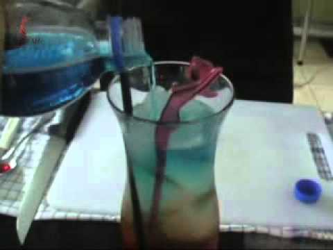 Video Resep Cara Membuat Minuman - Home Style Purple Squash