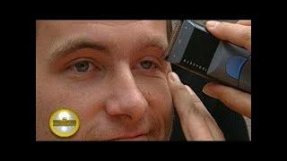 Augenbrauen abrasieren für Geld! - TV total