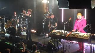 DEVO - Clockout (HARDCORE TOUR 2014) Denver, CO - Summit Music Hall