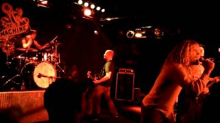 Boy Hits Car- I'm a cloud@The Machine Shop(Embrace the Fire tour 2012)