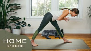 Home-Day 10-Ground | 30 Days of Yoga With Adriene