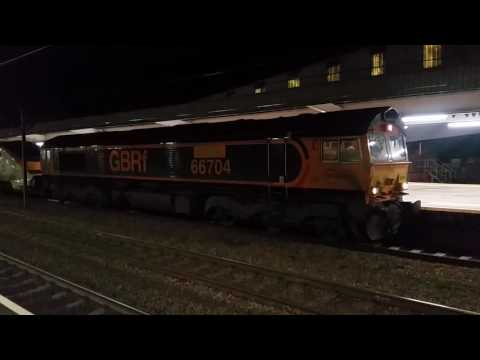 Eurostars 375005 & 375006 pass Peterborough on their way to …