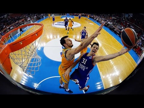 Highlights: RS Round 6, Anadolu Efes Istanbul 92-74 Limoges CSP