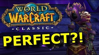 Why WoW Classic is Great but NOT PERFECT? - Review After 100 Hours!!