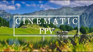 Cinematic FPV - Mountain